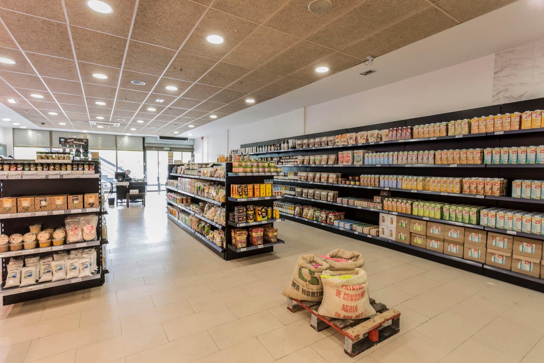 Centre Comercial Sant Jordi Ametlla del Vallès