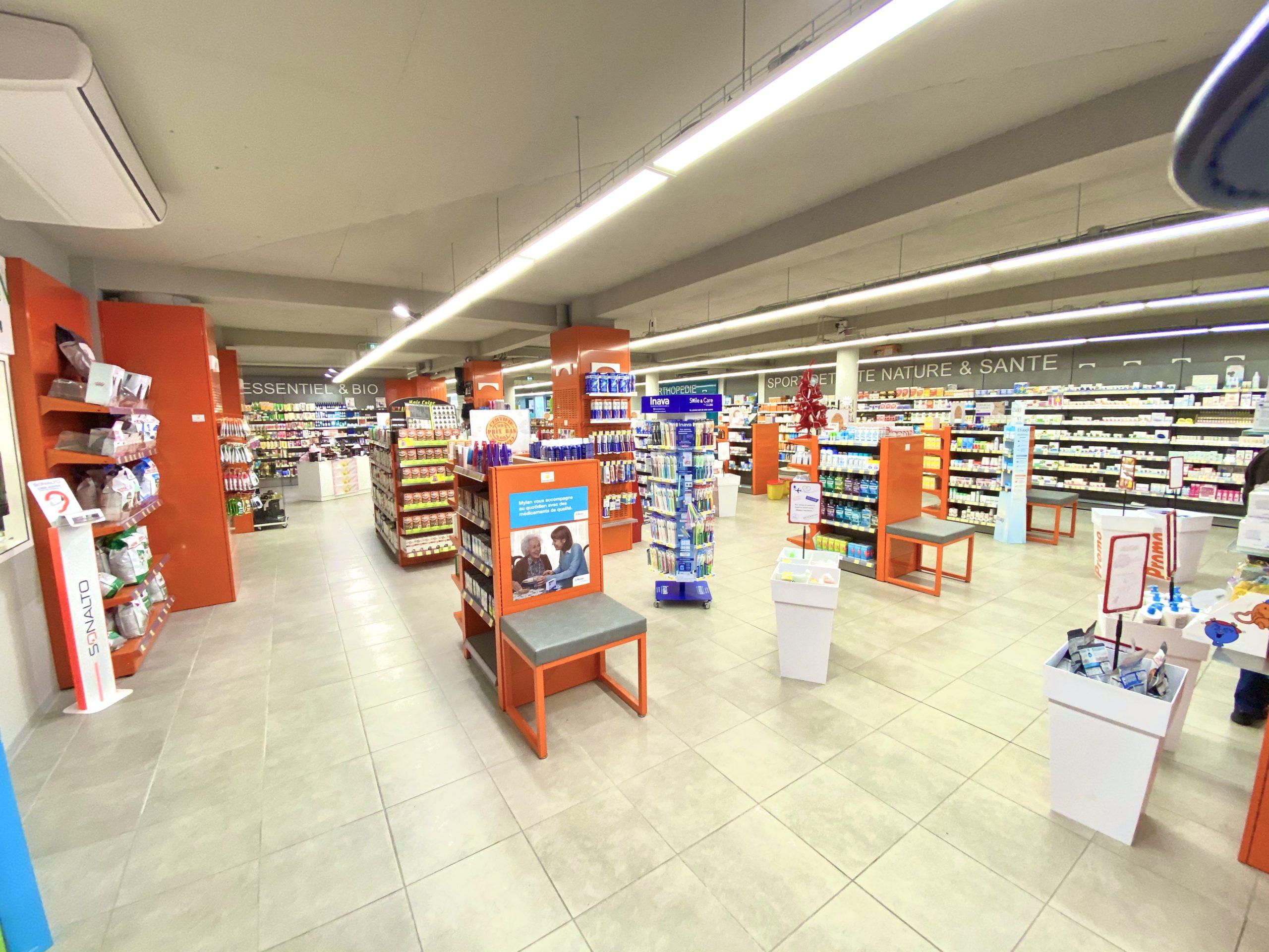 Pharmacie 4 ponts - SÈTE